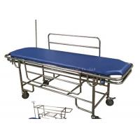 Wholesale Stainless Steel Frame Patient Transfer Stretcher With Removable Bed Top Board from china suppliers