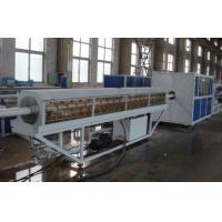Wholesale Hdpe Plastic Pipe Manufacturing Machine Capacity 300kg / H For Pvc Pipe from china suppliers