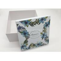 Wholesale Promotional Embossed Branded Gift Boxes Jewellery Cosmetic Package UV Printing Unusual from china suppliers
