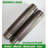 Wholesale Seamless steel pipe Nipples SCH40,SCH80 from china suppliers
