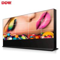 Wholesale Narrow Bezel DDW LCD Video Wall Monitor Ultra Thin 8 Bit 16M Color Support Variety Signal Ports from china suppliers