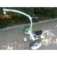 Wholesale High Degree Stainless steel Golf Trolley with double brushless motors from china suppliers