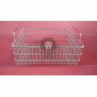 Wholesale Industrial Metal Parts Cleaning Basket,Degreasing Baskets,Cleaning Basket,Material Handling Baskets,Laboratory Basket from china suppliers
