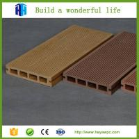 Buy cheap wpc wall panel swimming pool composite decking and thin wood flooring from wholesalers