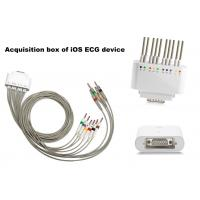 Quality iPad ECG Machine With White &Smart Box Bluetooth Connection EU/US Standard for sale