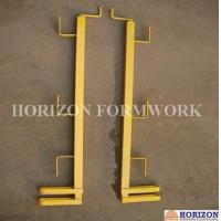 China Universal Scaffold Safety Rails Galvanized 1.2m-1.7m Height  Multiple Founction on sale