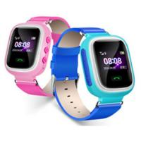 Buy cheap Child Smart Watch with 2G modem, Micro SIM card, 1.0 inch Screen, LBS location, Healthy pedometer, Voice Chat etc. from Wholesalers