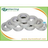 Buy cheap 1.25cm First Aid Surgical Adhesive Silk Tape with zig zag edge medical silk tape from Wholesalers