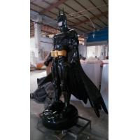 Wholesale Outdor Garden sculpture  batman's  character theme statue as decoration statue in shop/ mall /event celebrity activity from china suppliers