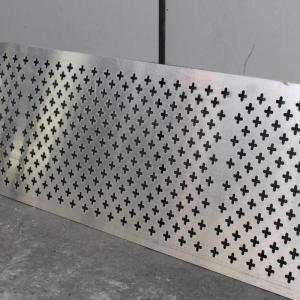 China Customized Aluminium Wall  Panel Metal Building Material on sale
