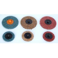 Wholesale Quick Change Surface Condition Roloc Disc/Abrasive,1-1.5-2-3-4 Coarse-Medium-fine from china suppliers