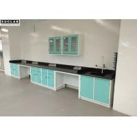 Wholesale Hospital Chemical Steel Lab Furniture Acid Alkali Resistant Benchtops from china suppliers
