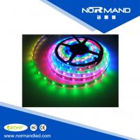 Wholesale Full color Addressable 24-Bit 5050 RGB LED Strip WS2801 32 Pixels 5V Black/White from china suppliers