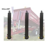 Wholesale 30 Ton Single Acting Hydraulic Cylinder 3 4 5 Stage Long Stroke Type One Year Warranty from china suppliers