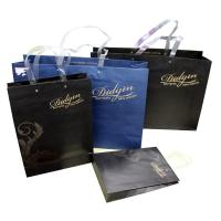 Wholesale Gift Crafts Recycled Paper Bags With Handle , Paper Grocery Bags from china suppliers