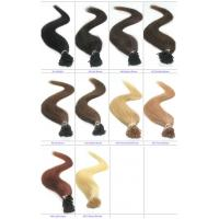 I tip keratin hair extension color #1 2 4 613 1g/pc 18-24 Keratin I tip hair extension for sale