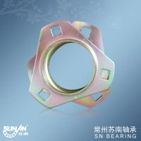 China 30mm Pressed Steel Food Machinery Bearings , Mounted Bearing Units PFT206 on sale