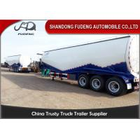 Wholesale W Shape Bulk Cement Truck BPW Axles Pulverized Fly Ash Coal Ash Powder Tank from china suppliers