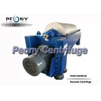 Wholesale Outstanding and Continuous Decanter Centrifuge 3 Phase Decanting Machine from china suppliers