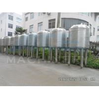 Sanitary Stainless Steel Detergent Liquid Mixing Tank (ACE-JBG-2J)