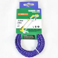 China Multi-sided Trimmer Line Pentagram Donut with Hang Tag packaging 1.3mm or .05-Inch on sale