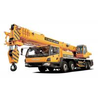 Wholesale 50 Ton Hydraulic 5 Boom Truck Crane from china suppliers