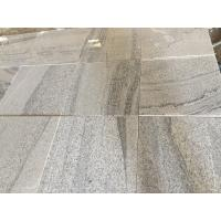 Wholesale Viscount White Vein Light Grey Grey Granite Bathroom Tiles For Swimming Poor from china suppliers