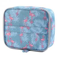 Buy cheap Travel Oxford Cosmetic Waterproof Fabric Makeup Clutch Pouch Cosmetic and from wholesalers