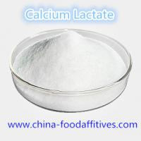 Wholesale Food Additives Calcium Lactate food grade CAS:814-80-2 from china suppliers