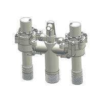 Buy cheap Intelligent Toilet Solenoid Valve simple structure design from wholesalers