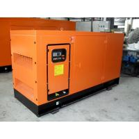 Buy cheap 50KW / 63KVA Diesel Powered Electric Generator Set 3 Phase 4 Pole from wholesalers