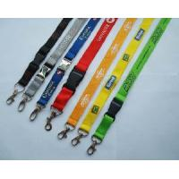 Buy cheap Promotion Lanyard from wholesalers