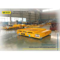 Wholesale Cost - Saving Electric Transfer Cart Simple Structure For Steel Plant from china suppliers