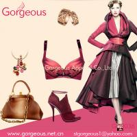 Wholesale Embroidered sexy mature underwear set from china suppliers