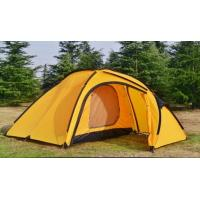 Buy cheap camping tent, family tent for 4-5people, tent for camp waterproof double layers from Wholesalers