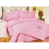 Wholesale Embroidery Comforter Set (Em003) from china suppliers