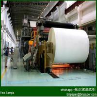 China BMPAPER White top PE coated one side paperkraft liner on sale