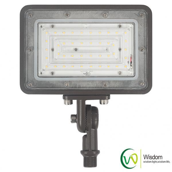 Quality 30 Watt Slim LED Flood Light 3500 Lumens 4000k UL DLC AC 120-277V Long Working Life for sale