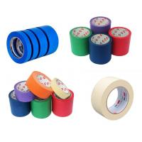 China Masking Tape Made of Easy-to-tear Paper Backed with Relatively Weak Adhesive on sale