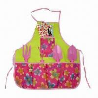 Wholesale Fashionable Garden Tools Set with Apron from china suppliers