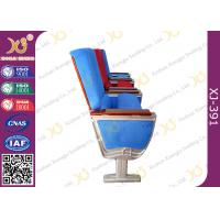 Wholesale Air Bus Boeing Air Craft Type Folding Table Theatre Seating Chairs By Aluminum Alloy Structure from china suppliers