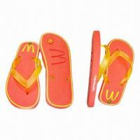 Wholesale Women's Slippers with PVC Upper and EVA Sole, Available in Various Colors from china suppliers