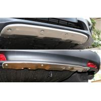 Buy cheap HONDA CR-V 2012 2015 Stainless Steel Car Bumper Protector Bumper Skid Plate from Wholesalers