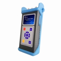 Wholesale Dust-proof Shake-proof Multiple Wavelength FTTH Combo Tester Device With Easily Replaceable Of Three Batteries from china suppliers