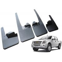 Wholesale Durable Plastic Car Mud Guards , ISUZU 2008 DMAX Double Cab OE Mud Flaps from china suppliers