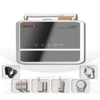Wholesale GPRS (MMS & Photo-taking) Security House Alarms YL-007M8A from china suppliers
