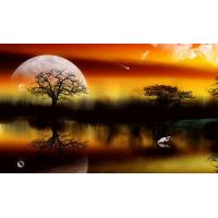 Buy cheap 3d lenticular murals from wholesalers