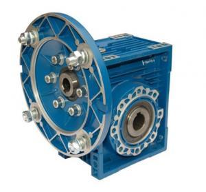 Single Shaft NMRV Worm Gearbox Torque Arm , Industrial Motovario Gear Motor