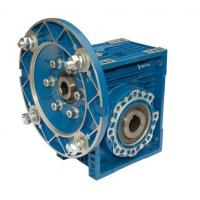 Quality Single Shaft NMRV Worm Gearbox Torque Arm , Industrial Motovario Gear Motor for sale