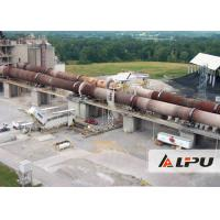 Wholesale Capacity 78 t/d Rotary Kiln Production Line Calcination for Limestone Dolomite Chalk from china suppliers